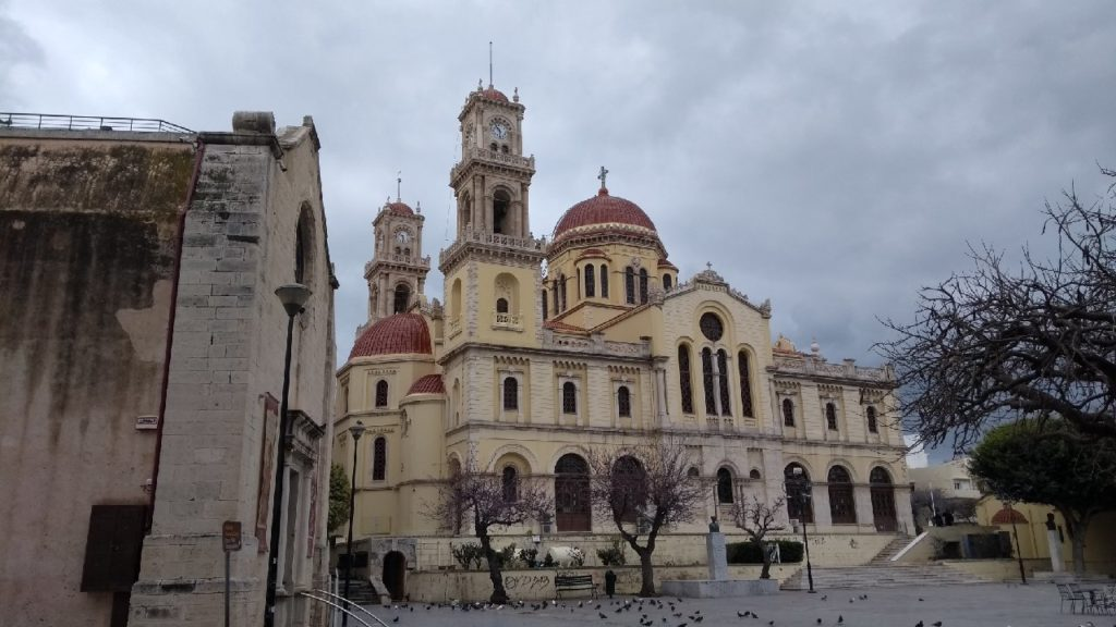 Minas-Kathedrale in Heraklion