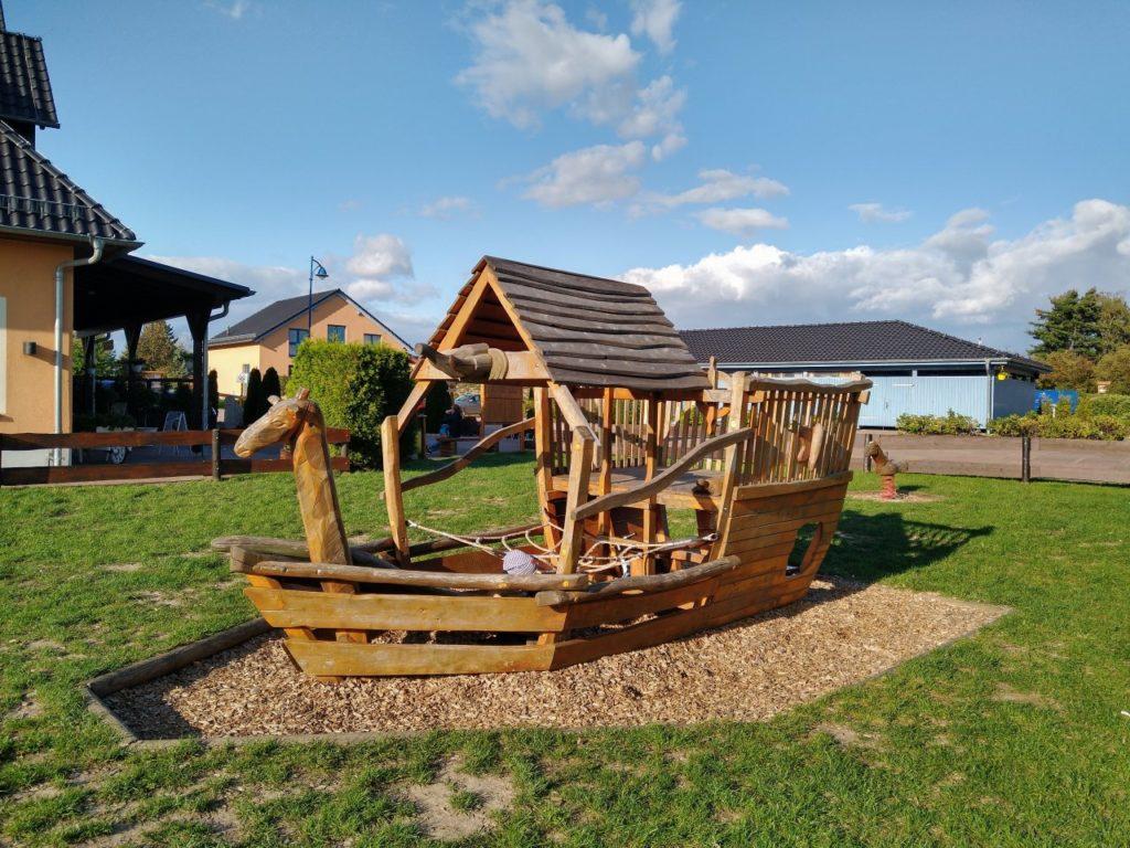 Spielplatz Seeperle