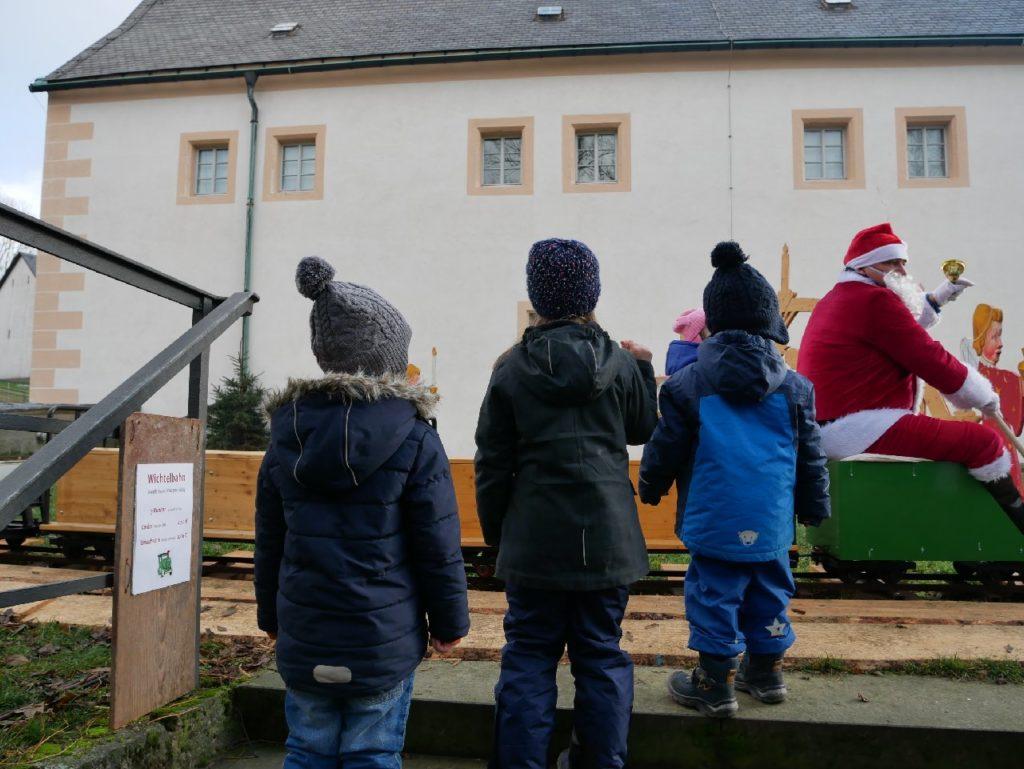 Weihnachtsmarkt Festung Königstein