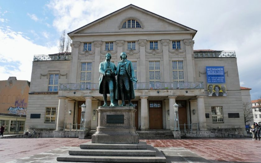 Schiller Goethe Nationaltheater