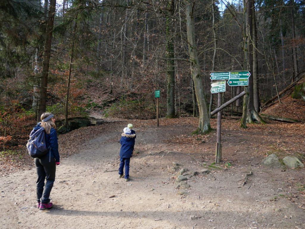 Wandern Hockstein