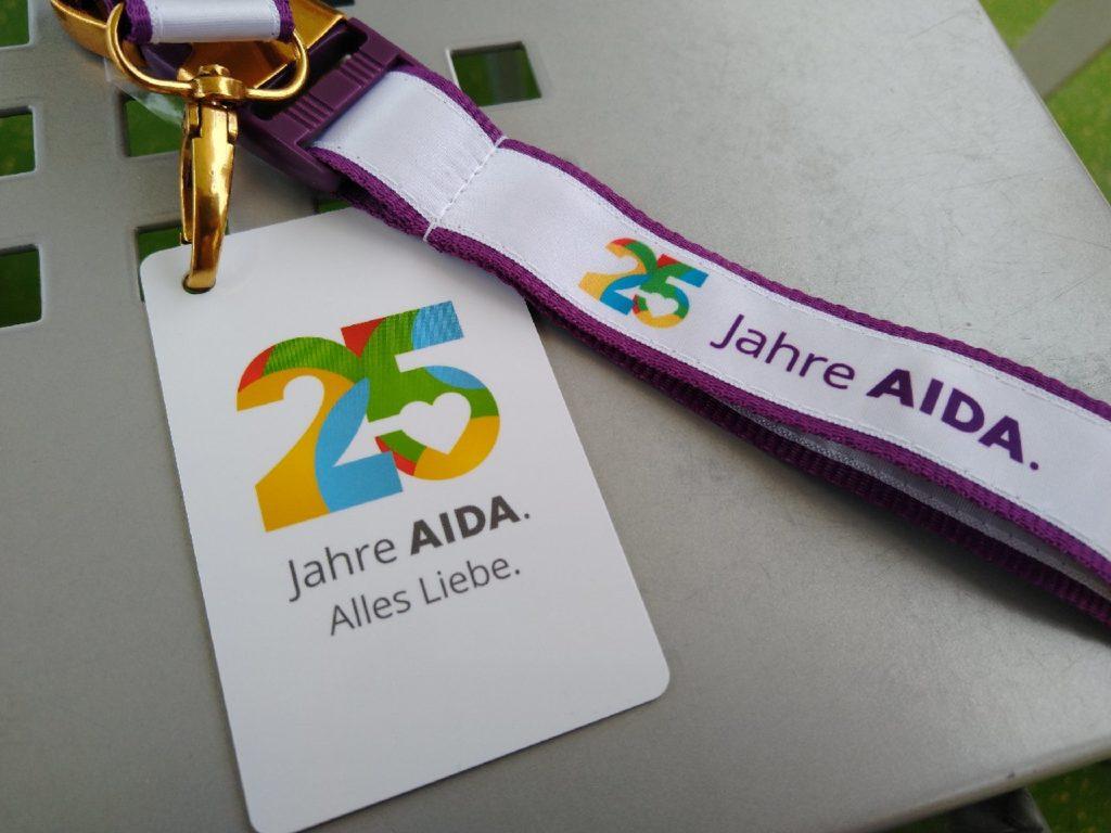 25 Jahre AIDA Geburtstagsreise AIDAperla