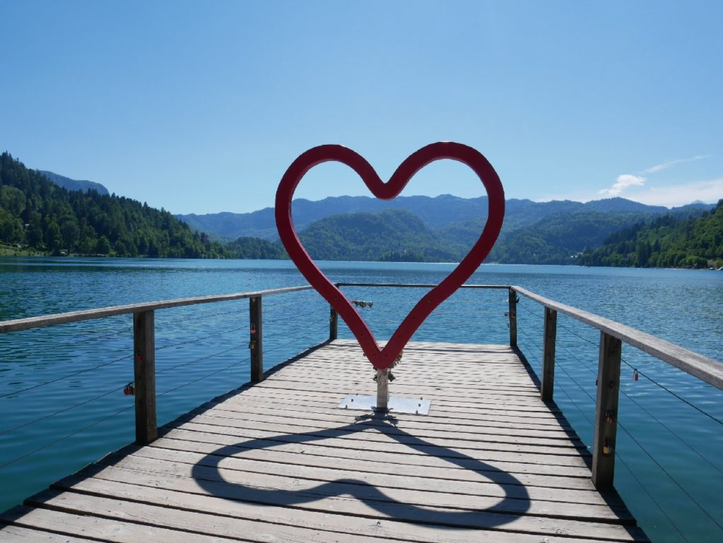 Heart of Bled